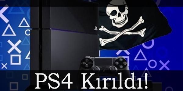 PS4 Nasıl Kırılır