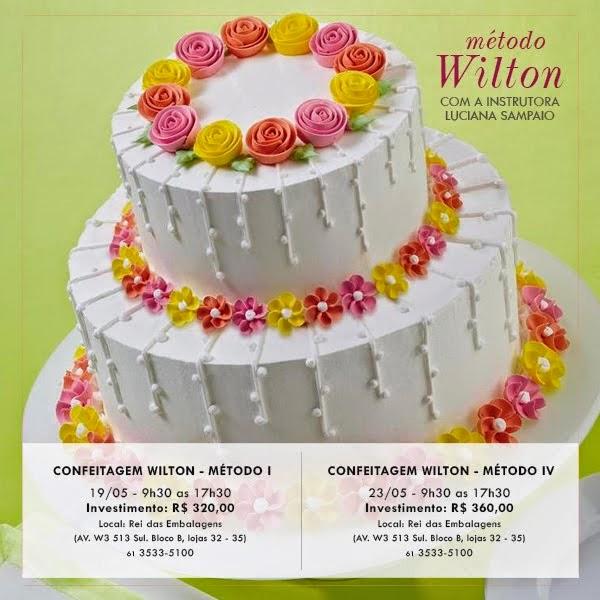 CURSO MÉTODO WILTON III