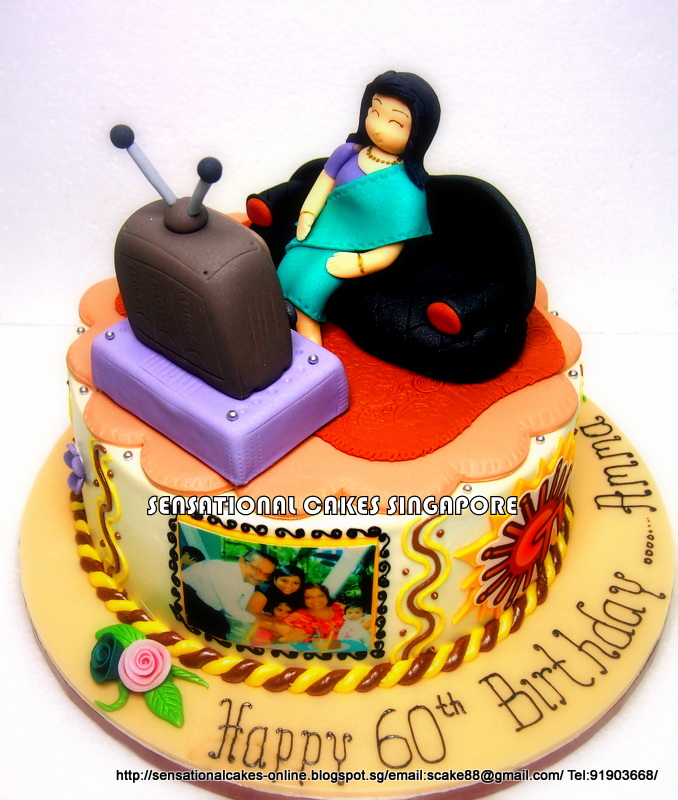 The Sensational Cakes: A SPECIAL INDIAN THEME CAKE FOR