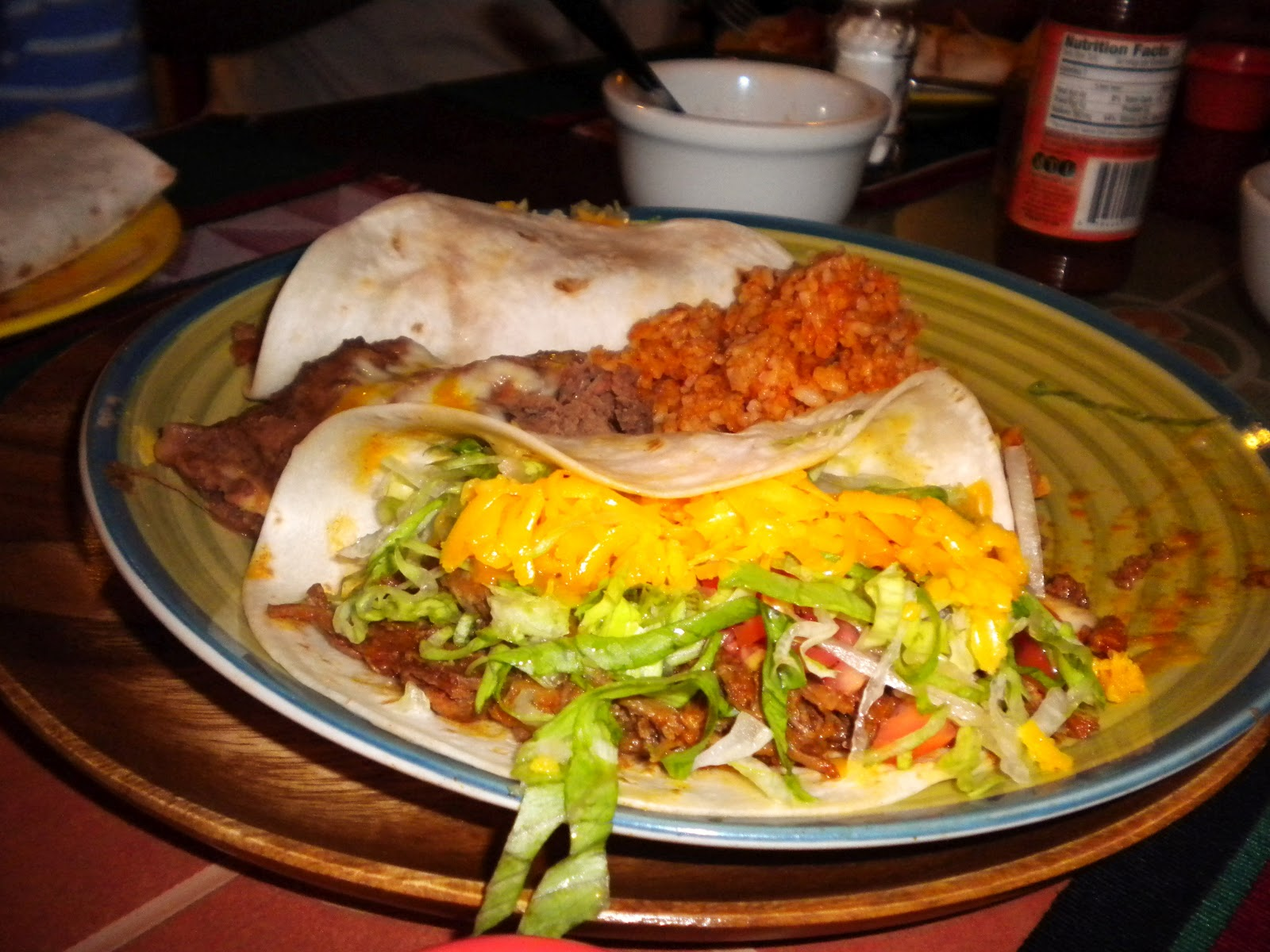 Celine 39 s day off iguana formerly zapata 39 s cantina mexicana - Iguanas mexican grill cantina ...