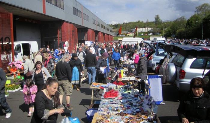 Dagenham Car Boot Sale