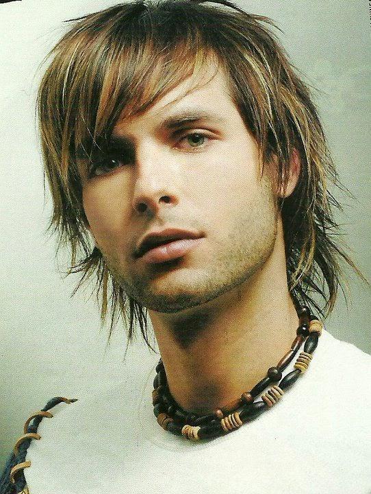 penteado repicado corte masculino