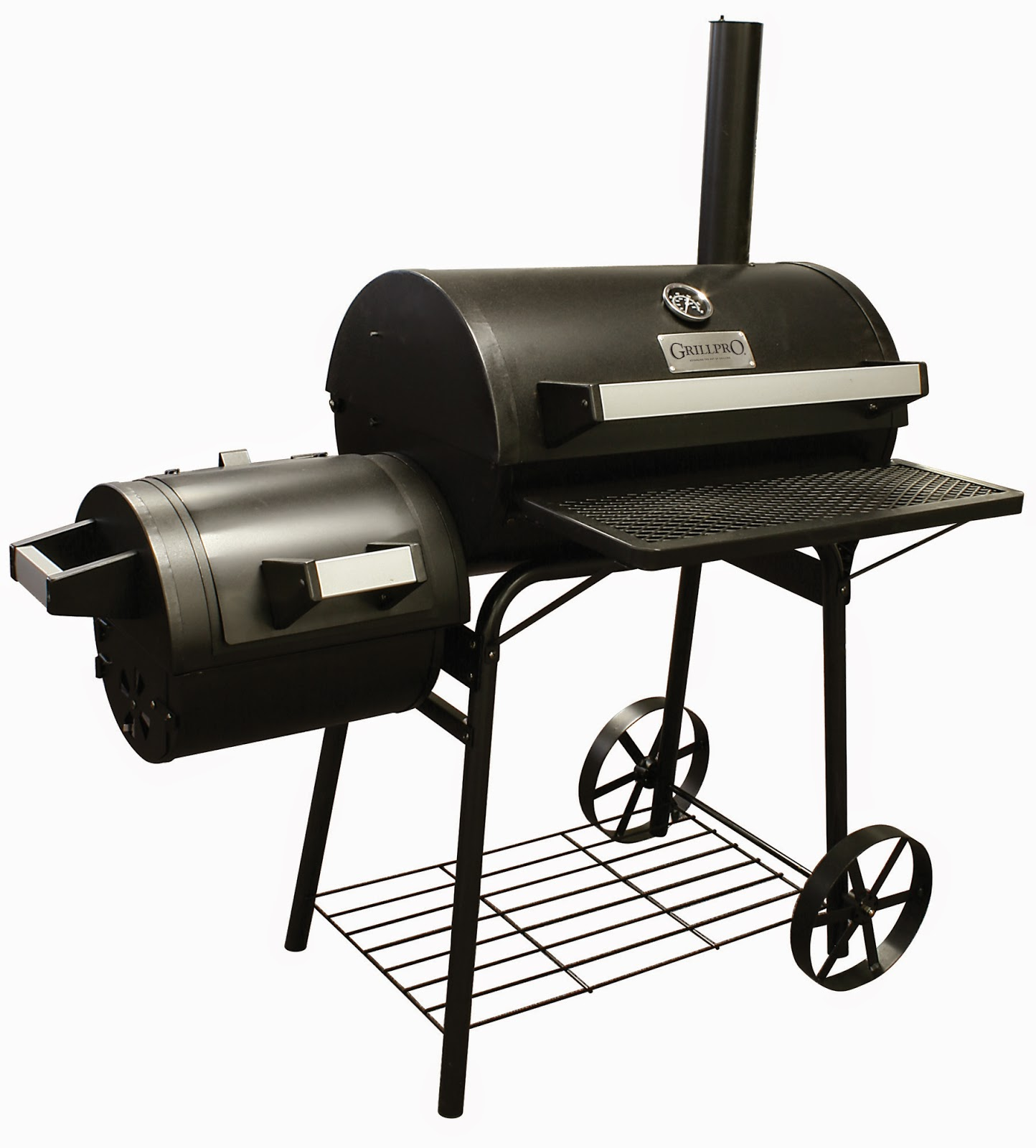 starving foodie win a grill pro bbq smoker from ontario. Black Bedroom Furniture Sets. Home Design Ideas