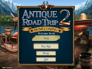 Antique Road Trip 2- The Homecoming [BETA]