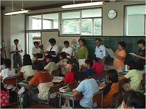 Lesson Study di Jepang: Observasi oleh para Guru