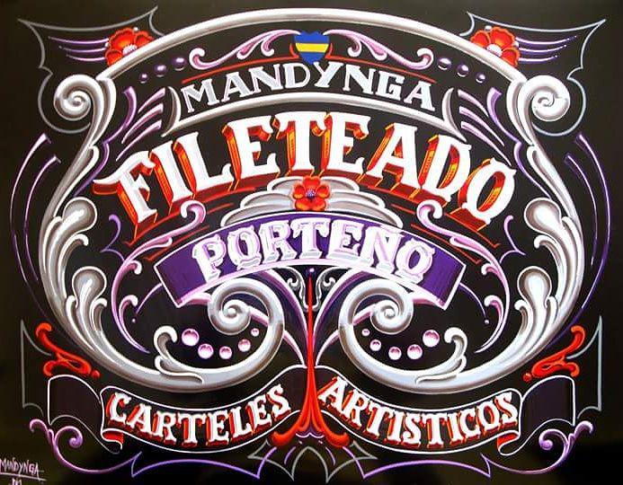 MANDYNGA FILETEADOS