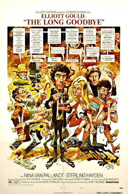 an analysis of the film the long goodbye Thomas pluck reconsiders the merits of director robert altman's version of the long goodbye reconsidering robert altman's the long the film to light to.