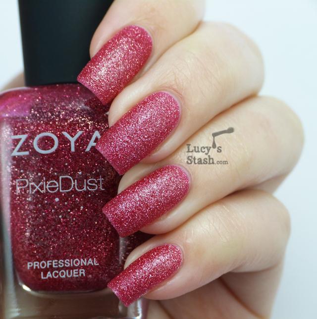 Lucy's Stash - Zoya Miranda