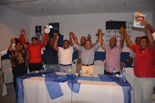 Partido Revolucionario Moderno se fortalece con alianzas entre aspirantes a Alcaldías en la provincia Santo Domingo