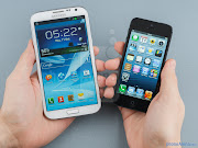 . could either decide on the Apple iPhone 5 or the Samsung Galaxy Note 2.