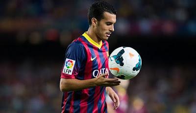 Chelsea Sepakat Datangkan Pedro Rodriguez Dari Barcelona