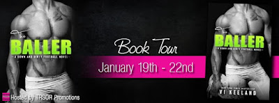 Book Tour ~ Review: The Baller by Vi Keeland + Giveaway (INT)