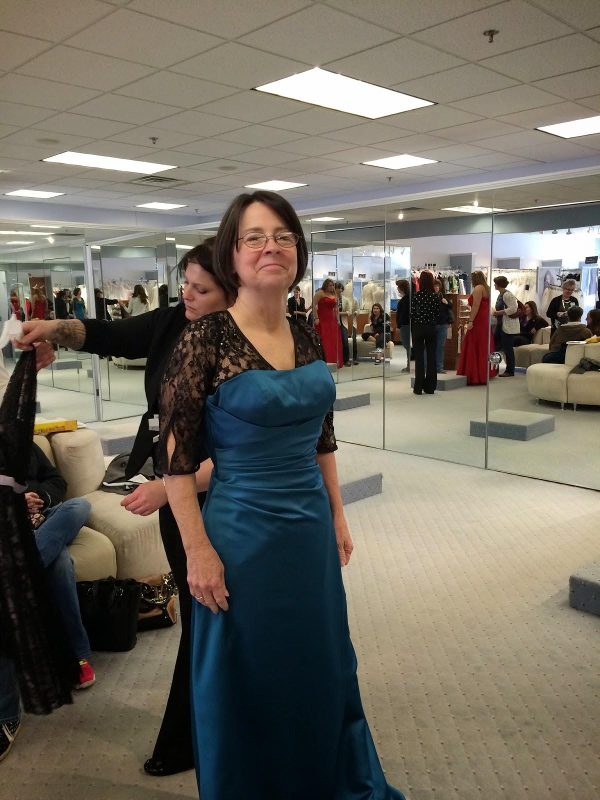 Doeblerghini Bunch: MOB Dresses - Final Combination