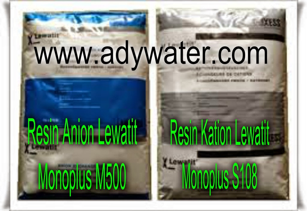 Jual Resin Kation Anion - Harga Resin Penukar Ion