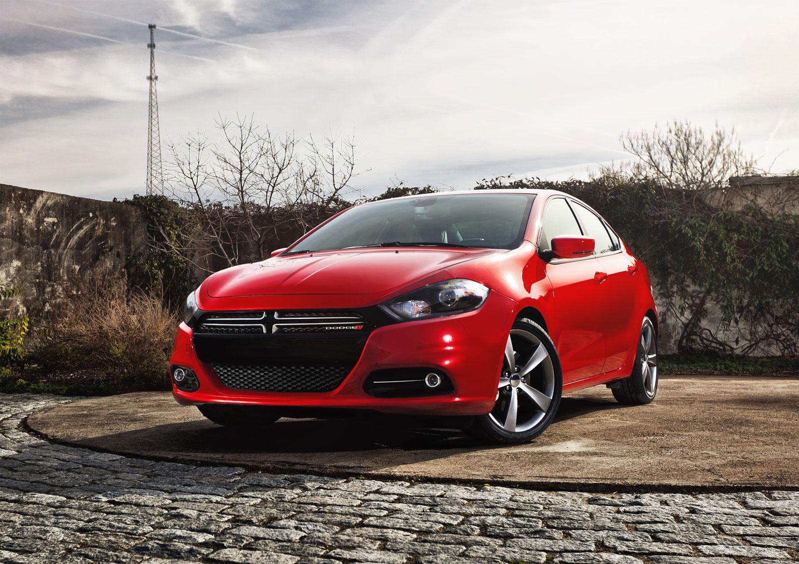 Chrysler and Dodge: dodge dart rt