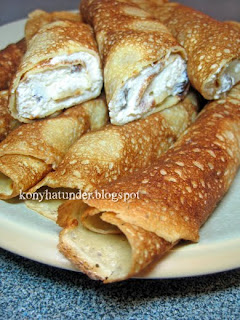 crepe-filled-with-sweetened-cottage-cheese