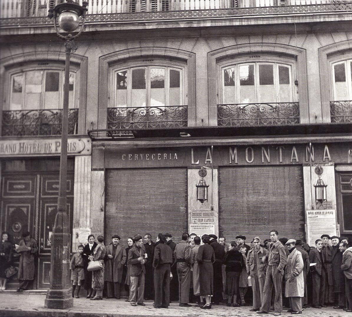 Antiguos Caf 233 S De Madrid Y Otras Cosas De La Villa El