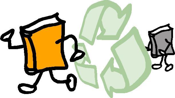Recicla tus lbros de texto