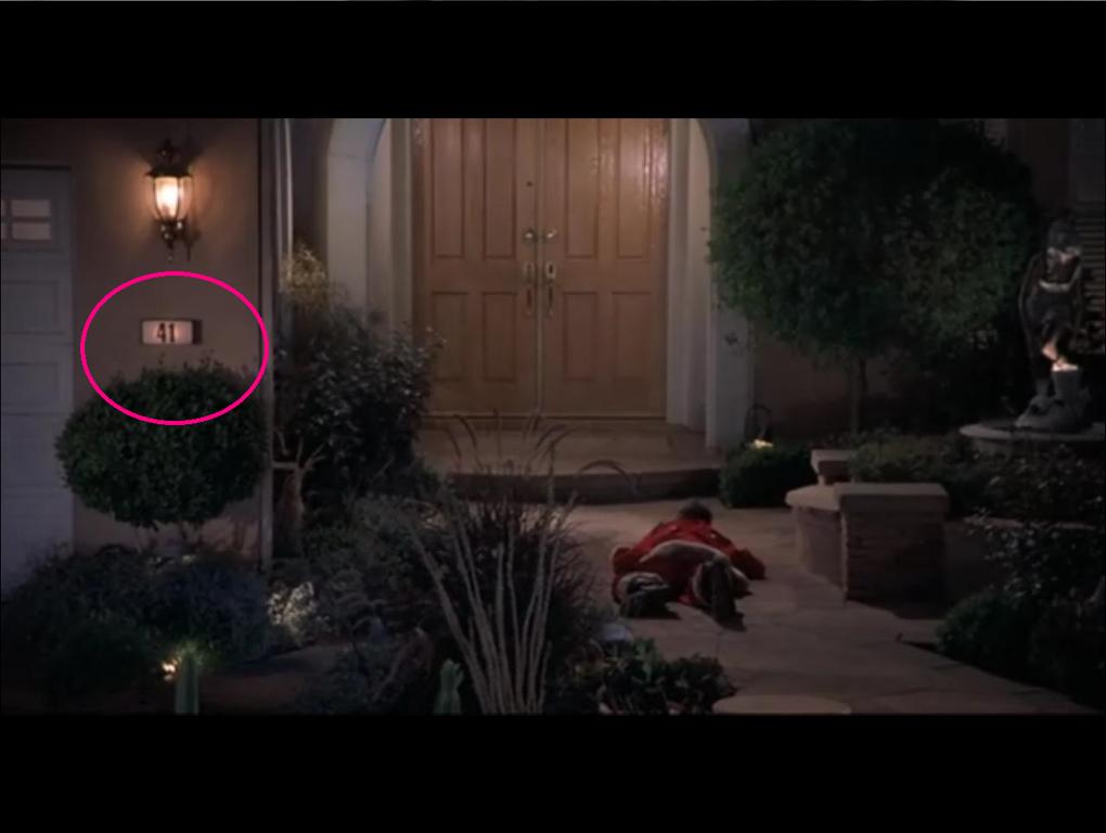 Filming Locations: Bad Santa Grandma's House