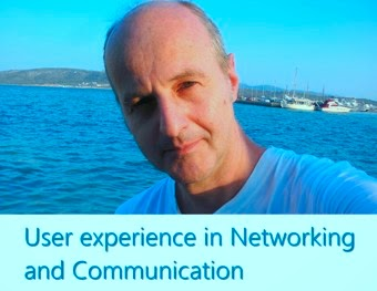 User Experience in Networking and Communication