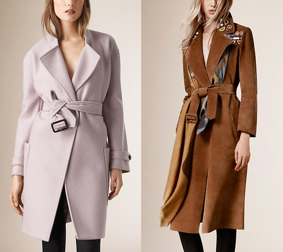 Eniwhere Fashion - Burberry Trench coat