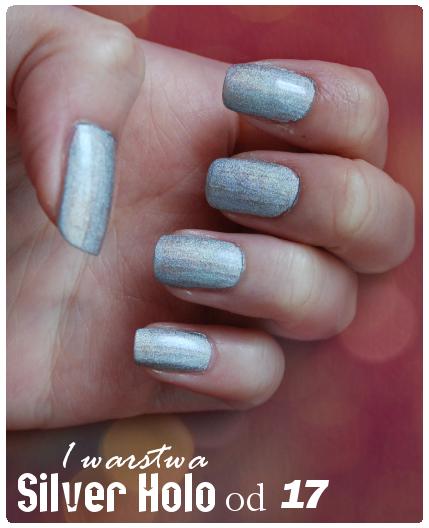srebrny silver 17