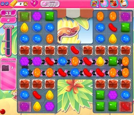 Candy Crush Saga 628