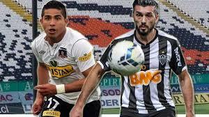 Atlético MG vs Colo Colo, Copa Libertadores