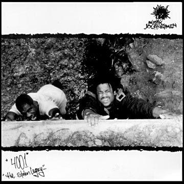 """Mystik Journeymen – """"4001"""" The Stolen Legacy (CD) (1995) (320 kbps)"""