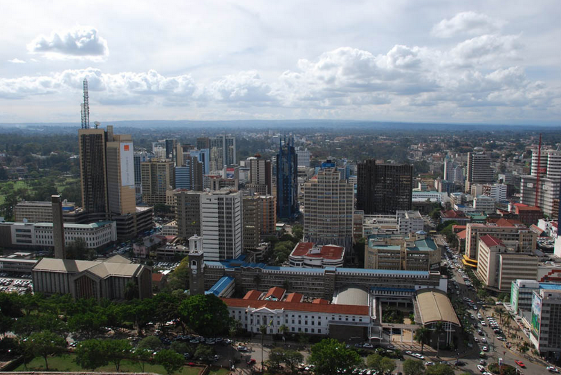 8. Nairobi, Kenya