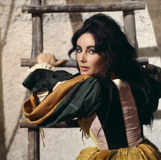 Hollywood Actress Elizabeth Taylor - Style of Hollywood