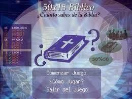50x15 BÍBLICO