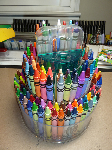 Crayola Tower