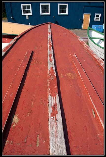 Nova Scotia; Boat