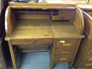 antique rolltop desk for sale for only