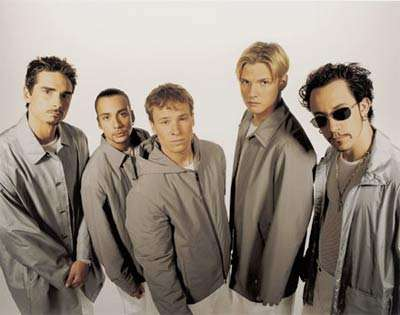 Gara-Gara Backstreet Boys Dan Nick Carter