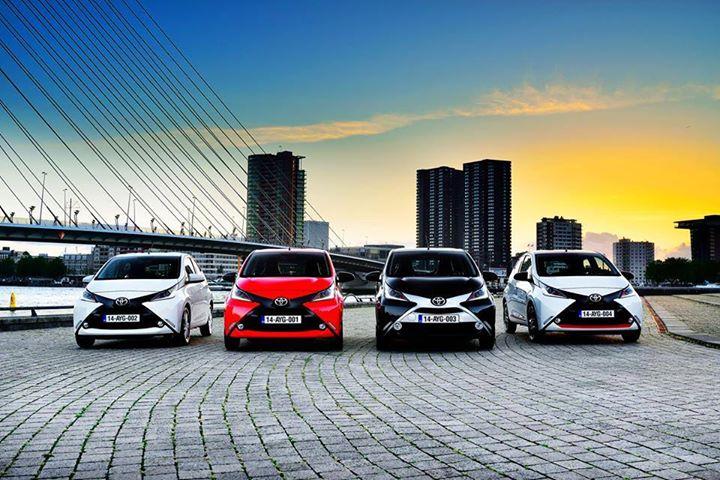 Toyota Aygo SuperBlog 2014