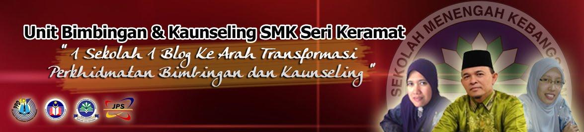 Unit Bimbingan & Kaunseling SMK Seri Keramat