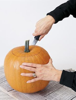 hacer calabazas halloween