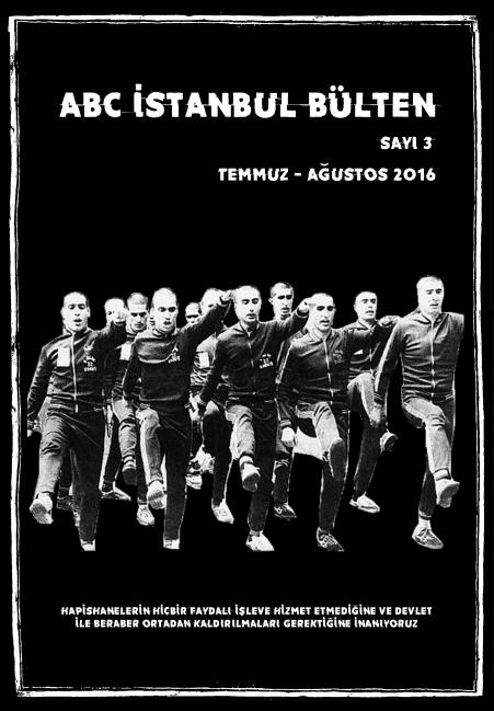 ABC İstanbul Bülten Temmuz/Ağustos Sayısı Çıktı!