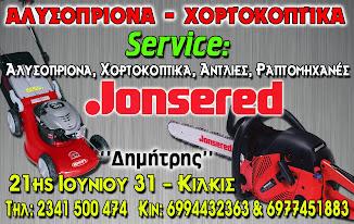 Service Αλυσοπρίονα