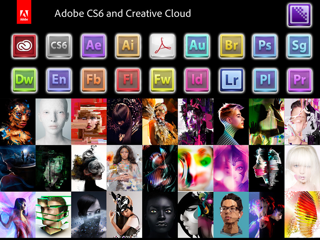 Adobe CS6 Master Collection Updates & Patch only by THETA / iOTA
