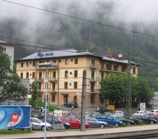 Euro Hotel Youth and Krone - Bad Gastein
