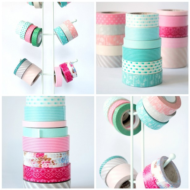 My washi tape collection from Torie Jayne