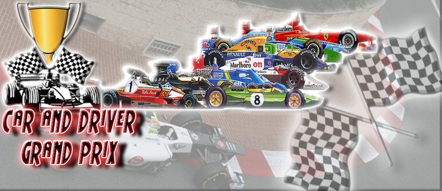 Car And Driver Grand Prix