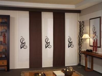 Decoraci n de interiores cortinas para tu casa - Cortinas interiores casa ...