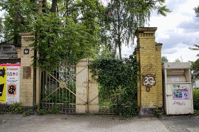 Baustelle Dennewitzstraße 37, ehemaliger Nachtklub 90 Grad, 10785 Berlin, 04.06.2014