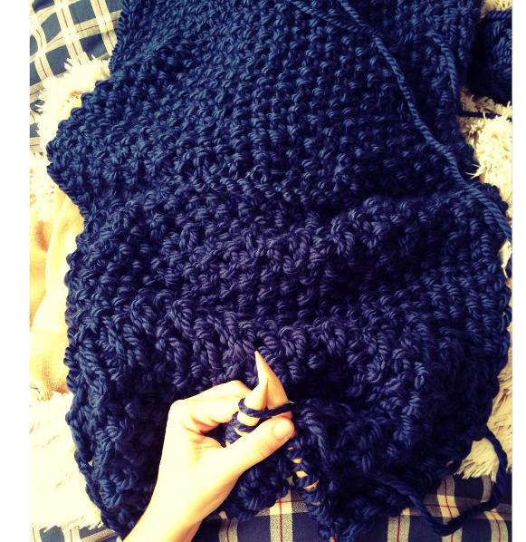 Patrón suéter sin mangas a dos agujas | S L O A N E S T R E E T