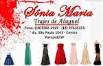 Sônia Maria Trajes de Aluguel