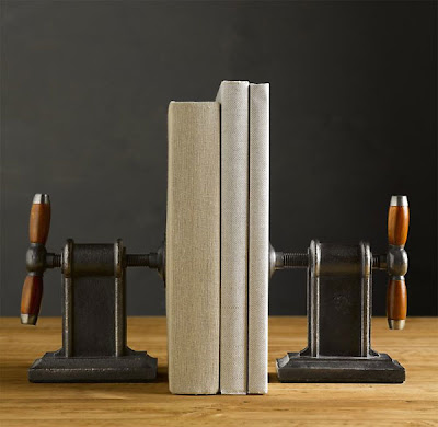 20 Creative and Cool Bookends (20) 7